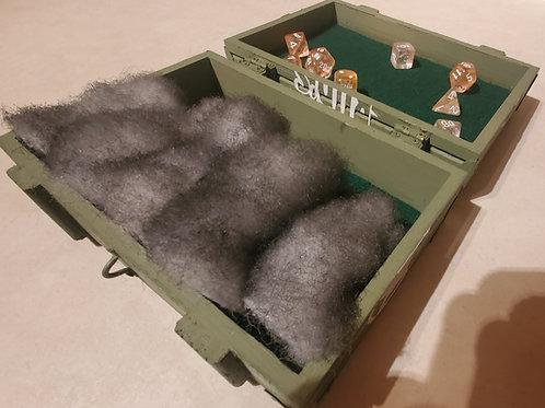 American Ammo crate
