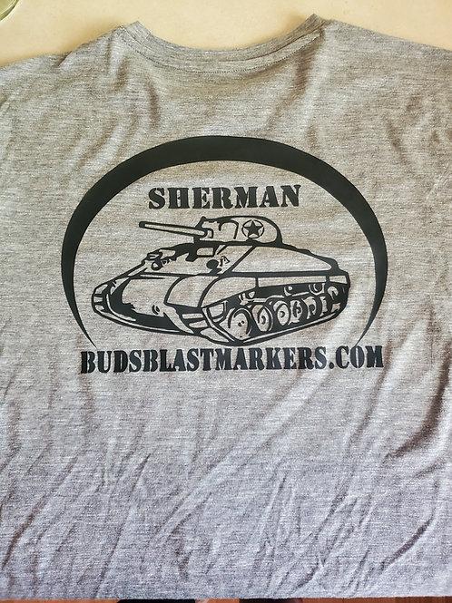 Sherman tank T-shirt