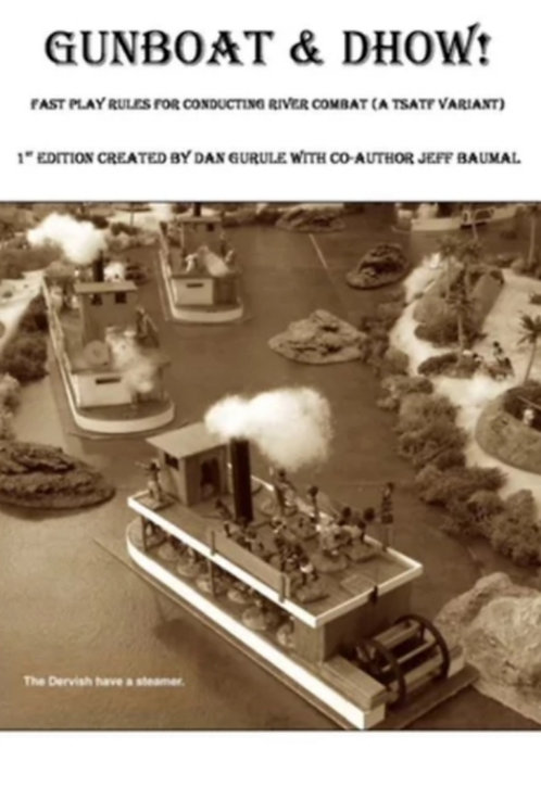 Gunboat & Dhow (pdf)