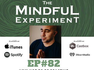 EP#82 - How Not To Be Reactive