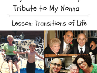 Lesson #6: Transitions in Life