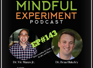 EP#143 - Understanding the Dark, Our Reality and Much More