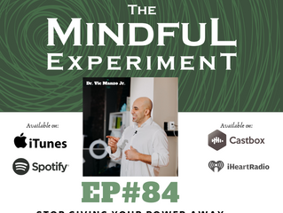 EP#84 - Stop Giving Your Power Away