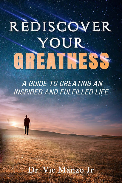 Rediscover Your Greatness - A Guide to a