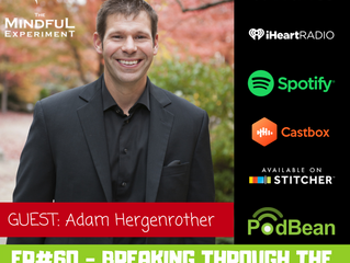 EP#60 - Breaking Through the Mediocrity Crisis