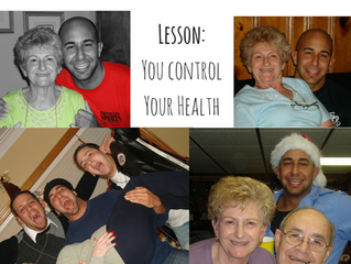 Lesson #7 - You Are In Control of Your Health