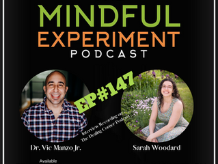 EP#147 - Interview Recording on The Healing Corner Podcast