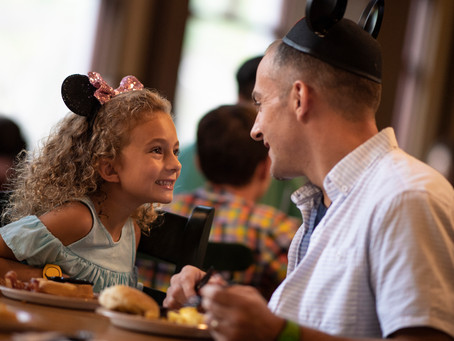 Free dining plan for the kiddos this summer!