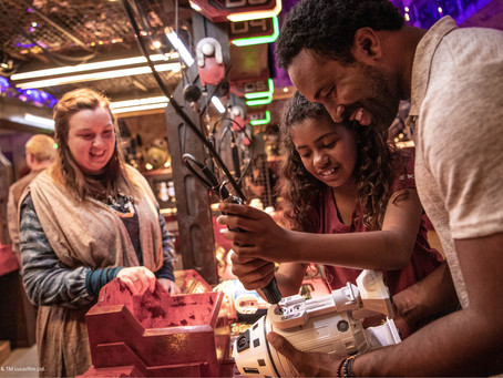 Galaxy's Edge experiences open for reservations!