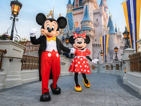 2021 Walt Disney world packages now available!