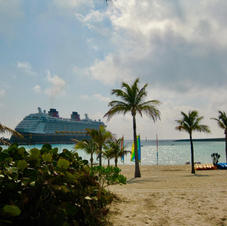 Track the Disney Cruise Ships