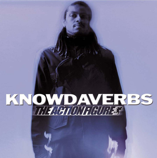 Knowdaverbs - The Action Figure