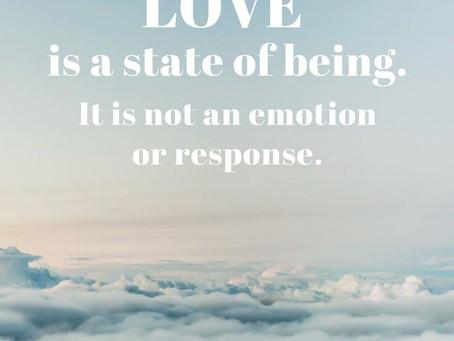 נביעה של אהבה