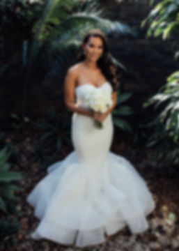 Byron Bay, Figtree restaurant,  wedding photography, bridal portrait