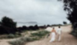 stolen moments bride and groom
