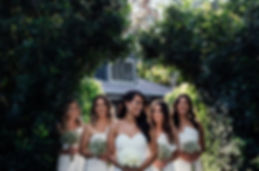 Byron Bay, Figtree restaurant,  wedding photography, bridal party siles