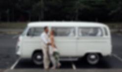 bride groom walk beach
