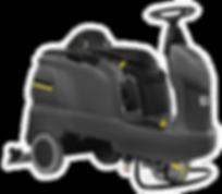 Floor Scrubber Rider