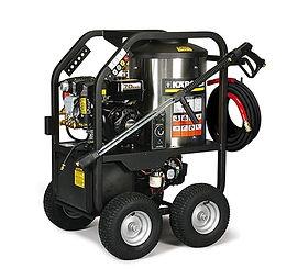 Karcher Gas Powered Roll Around Pressure Washer