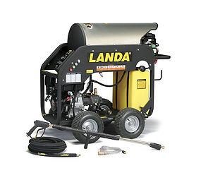 Landa MHC Gas Powered Roll Around Pressure Washer
