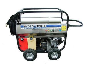 SS Series Gas Powere Roll Around Pressure washer