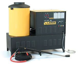 Landa VHG Hot Water Pressure Washer