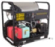 MiTM HDC Hot Water Pressure Washer Skid