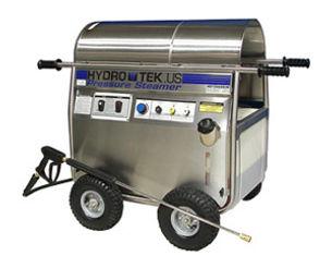 Hydrotek HD  Roll Around Hot Water Pressure Washer