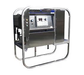 Hydrotek HN Hot Water Washer Natural Gas
