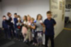 Warsztaty dla dzieci, eksperymenty, ferie. półkonie