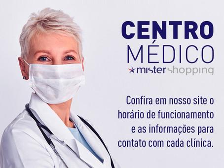 Centro Médico Mister Shopping