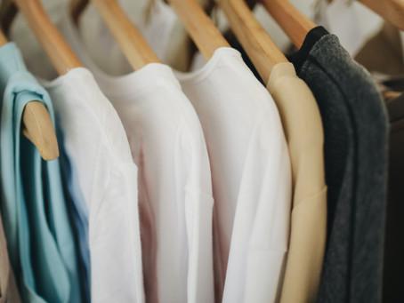 5 dicas para arrumar seu guarda-roupa