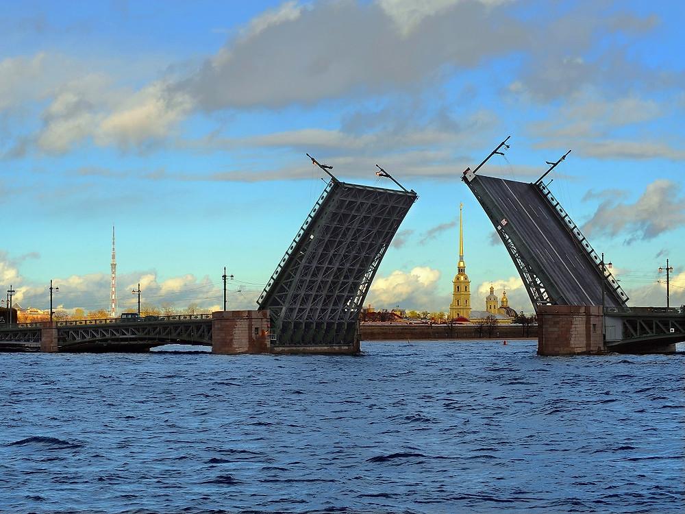 Drwabridge, Saint Petersburg