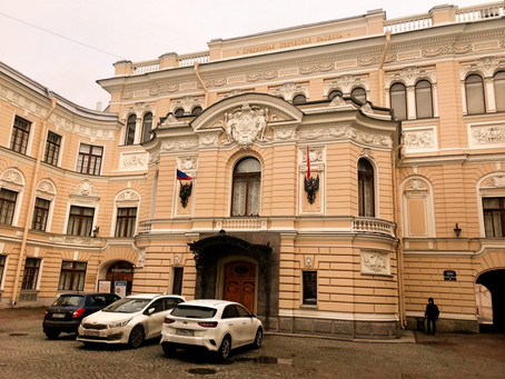 Must-visit for music lovers in Saint Petersburg