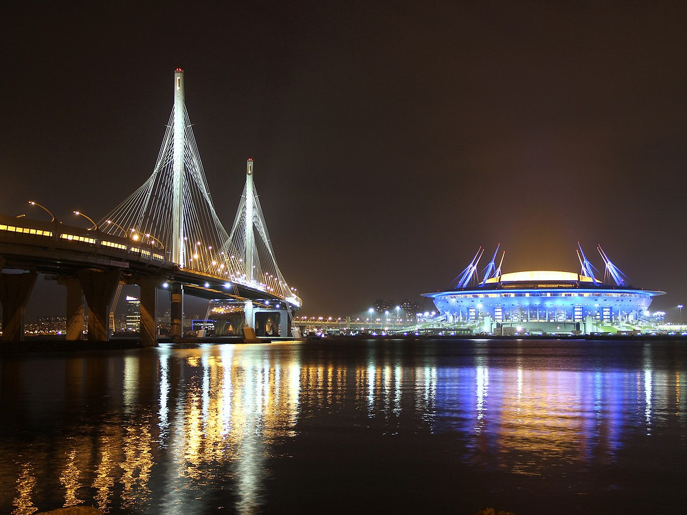 Saint Petersburg Stadium - Zenit-Arena