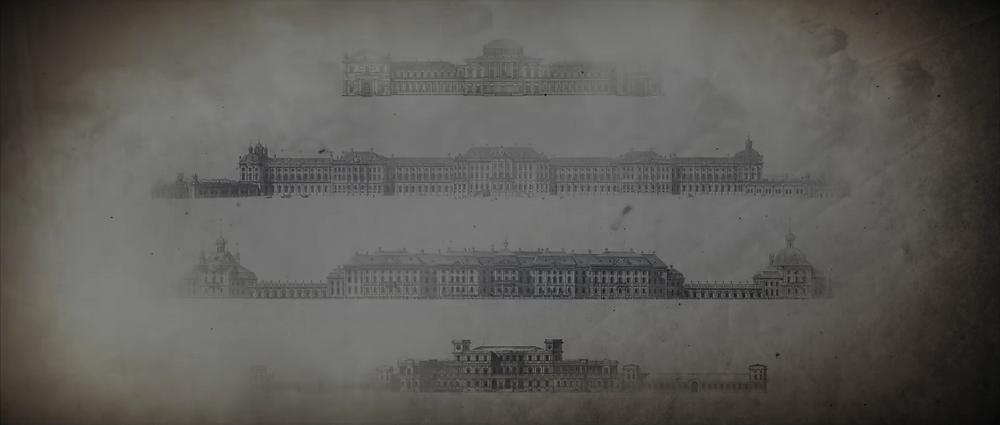 Pavlovsk, Tsarskoye Selo, Peterhof, Gatchina