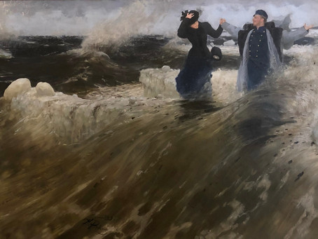Ilya Repin exhibition at The Russian museum