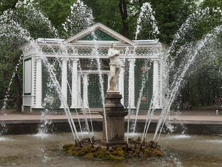 Secrets of Peterhof Fountains