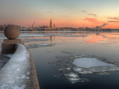 Ice gone - navigation and open bridges season begins!