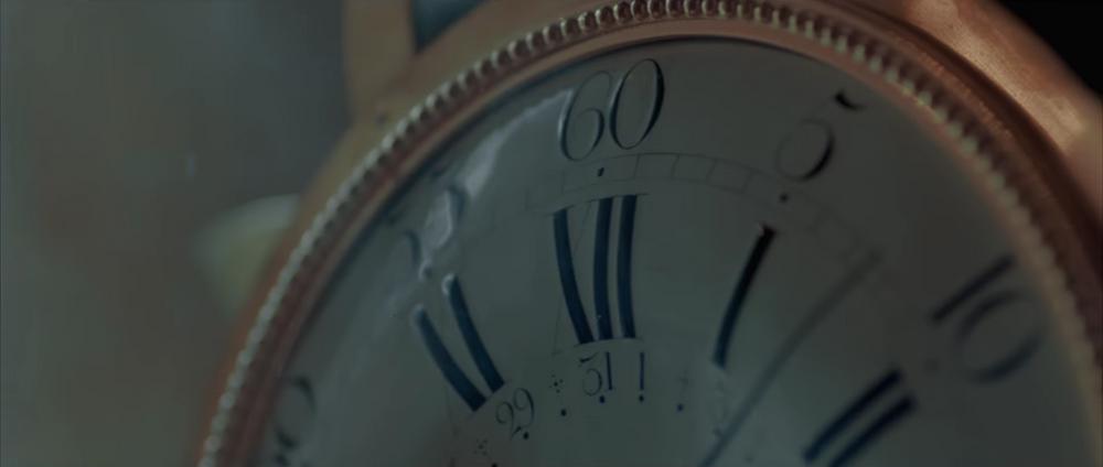Peterhof clock