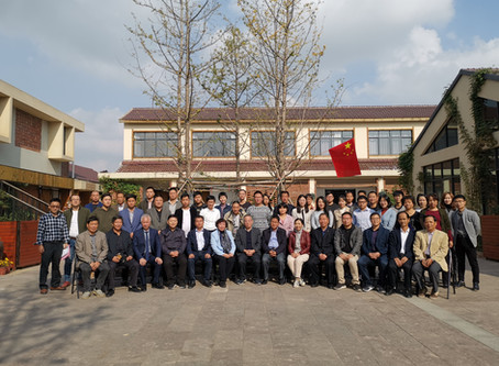 "Zigen 's ""Rural Revitalization: Sustainable Development Talent Training"" has been held in two counti"