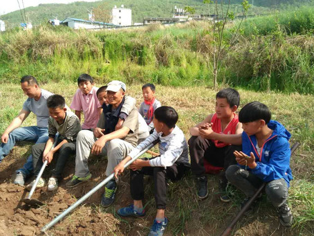 Creating Six Sustainable Green Eco-Villages Program