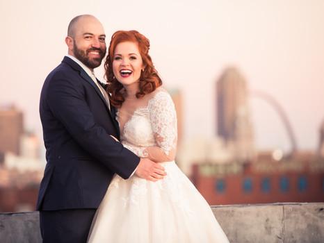 Real Mia Grace Bride: Wedding of Hannah and Jake
