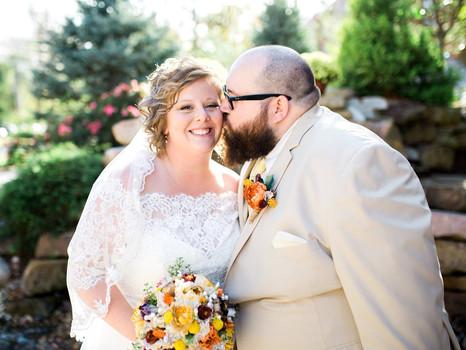 Real Mia Grace Bride: Wedding of Korri and Nick