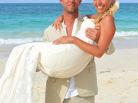 Real Mia Grace Bride: Wedding of Emilee and Josh