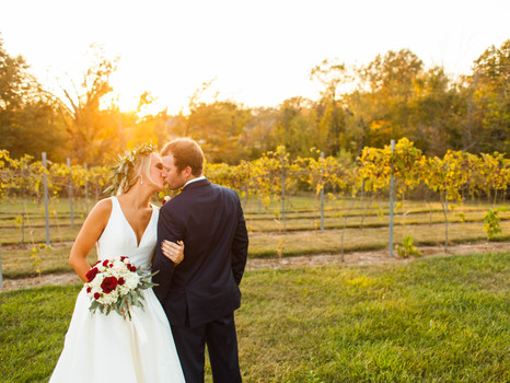 Fantastic St. Louis Fall Wedding Photo Shoot!