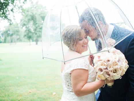 Real Mia Grace Bride: Wedding of Erin and Matt