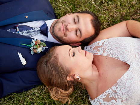 Real Mia Grace Bride: Jenny and Adam