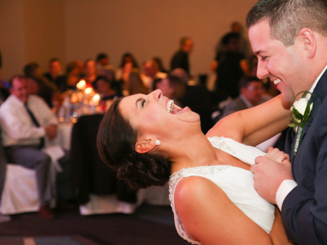 Real Mia Grace Bride: Wedding of Brigette and Derek