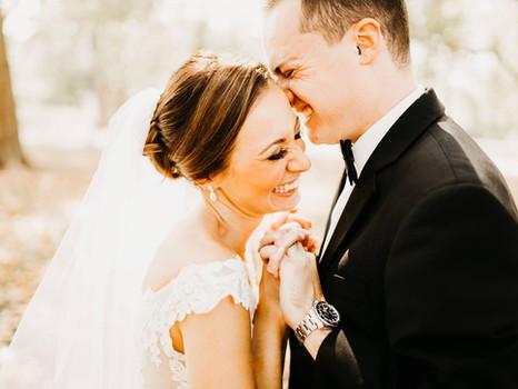 Real Mia Grace Bride: Wedding of Jennifer and Nick